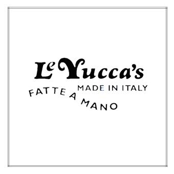 LE YUCCA'S FATTE A MANO